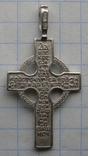 Крестик. Серебро 925 пр. Вес - 1,98 г., фото №4