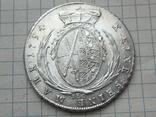 Талер 1794 Саксония, фото №5