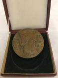 Настольная медаль 15 лет войска Польского, фото №2