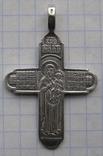 Крестик. Серебро 925 пр. Вес - 4,54 г., фото №4