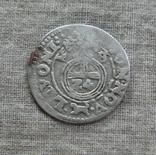 1/24 талера 1648 года. Кристина. Ливония., фото №2