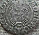 Полторак ( 1/24 талера ) 1626 года. Сиг. ІІІ Ваза., фото №3