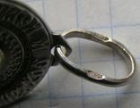 Кулон. Серебро 925 пр. Вес - 3,91 г., фото №5