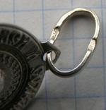 Кулон. Серебро 925 пр. Вес - 3,91 г., фото №6