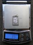 Кулон. Серебро 925 пр. Вес - 3,9 г., фото №2