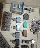 Різні радіодеталі, фото №6