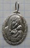 Кулон. Серебро 925 пр. Вес - 1,82 г., фото №3
