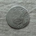 Полторак ( 1/24 талера ) 16Z0 года. Сиг. ІІІ Ваза. Рига., фото №2