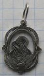 Кулон. Серебро 925 пр. Вес - 2,58 г., фото №4