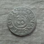 Полторак ( 1/24 талера ) 1617 года. Сиг. ІІІ Ваза ( бублики в буквах О )., фото №2