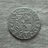 Полторак ( 1/24 талера ) 1617 года. Сиг. ІІІ Ваза ( бублики в буквах О )., фото №3