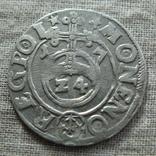 Полторак ( 1/24 талера ) 1617 года. Сиг. ІІІ Ваза ( бублики в буквах О )., фото №4