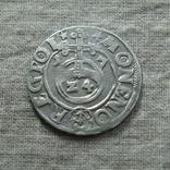 Полторак ( 1/24 талера ) 1617 года. Сиг. ІІІ Ваза ( бублики в буквах О )., фото №6