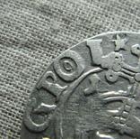 Полторак ( 1/24 талера ) 1617 года. Сиг. ІІІ Ваза ( бублики в буквах О )., фото №7