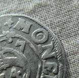 Полторак ( 1/24 талера ) 1617 года. Сиг. ІІІ Ваза ( бублики в буквах О )., фото №8