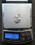 Кулон. Серебро 925 пр. Вес - 2,64 г., фото №2