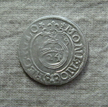 Полторак ( 1/24 талера ) 1619 года. Сиг. ІІІ Ваза., фото №2
