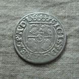 Полторак ( 1/24 талера ) 1619 года. Сиг. ІІІ Ваза., фото №5