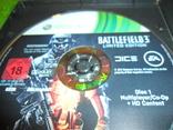 Диски лицензионные и гарнитура на приставку Xbox, фото №7