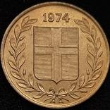 Ісландія 50 ейре 1974 року, фото №4