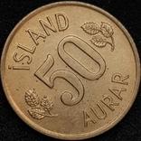 Ісландія 50 ейре 1974 року, фото №8