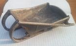 Пепельница сани, фото №2