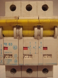 Пускатели 2 шт.Автоматы 3 шт., фото №8