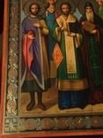 Икона Избранные Святые, фото №8