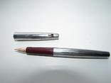 235. Ручка с золотым пером. СССР., фото №2