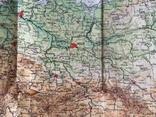 Карта Германии - 3 рейх, фото №5