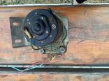 Мотор с редуктором от мотокаляски дворники, фото №2