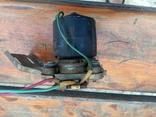 Мотор с редуктором от мотокаляски дворники, фото №3