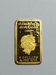 8 долларов, Австралия 2008, 5 г. 9999, фото №2