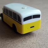 Винтажный автобус Скорая помощь , на батарейка, Migros Швейцария, фото №5