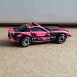 Крохотная гоночная машинка, Hot racies 1989, Малайзия, металл,, фото №2