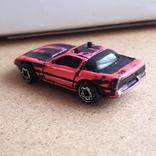 Крохотная гоночная машинка, Hot racies 1989, Малайзия, металл,, фото №5