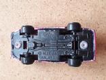 Крохотная гоночная машинка, Hot racies 1989, Малайзия, металл,, фото №6