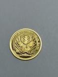 Монета 5 долларов 2004 год. Марианские острова Альберт Эйнштейн, фото №5