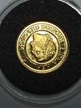 1000000 лир 1997 год Турция золото 1/25 унц.9999, фото №4