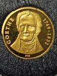 Того 1500 франков, 2005 год. 0.999, фото №2
