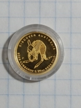 Монета 5 долларов Кенгуру 2009 год Австралия, фото №2