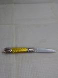 Складной нож 90-х, фото №2