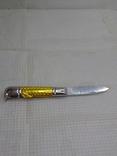 Складной нож 90-х, фото №3
