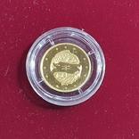 Монета Рыбы 2007 год, 999,9, фото №4