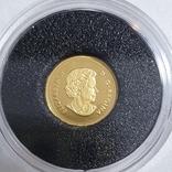 25 центов 2016 год, 9999 Canada, фото №6