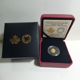 25 центов 2017 год, 9999 Canada, фото №2