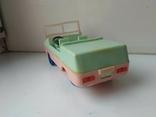 Машинка СССР пластик., фото №5