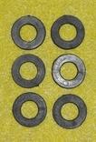 Уплотнительные резинки 6шт (для металлоискателей), фото №3