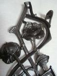 Боковины до потолочных керосиновых ламп№14, фото №4