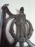 Боковина до потолочных керосиновых ламп №15, фото №3